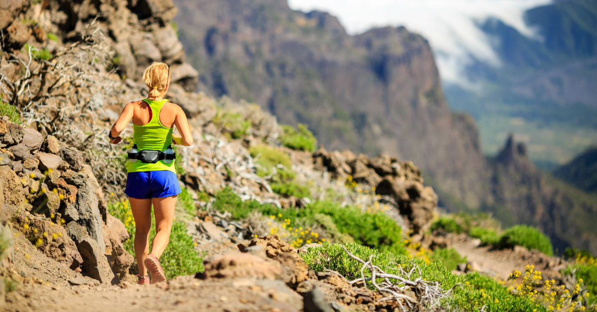 Trail Running Can Offer A Great Change Of Pace