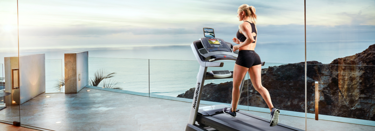 Joint Project with NordicTrack – How to Triumphantly Train on Your Treadmill